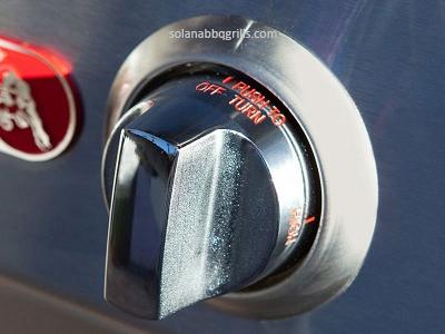 Bull BBQ 16505 Main Burner Zinc Knobs