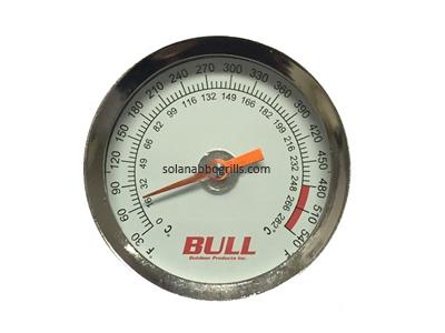 Bull BBQ 16509 Bull Temperature Thermometer