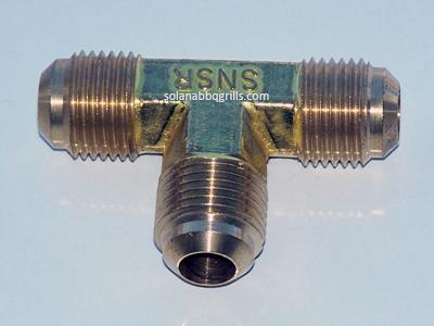 Bull BBQ 16510 Sideburner T Brass