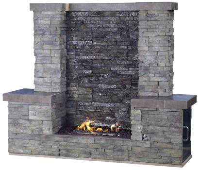 fire-water-wall